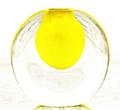 ボーティブ花器 黄